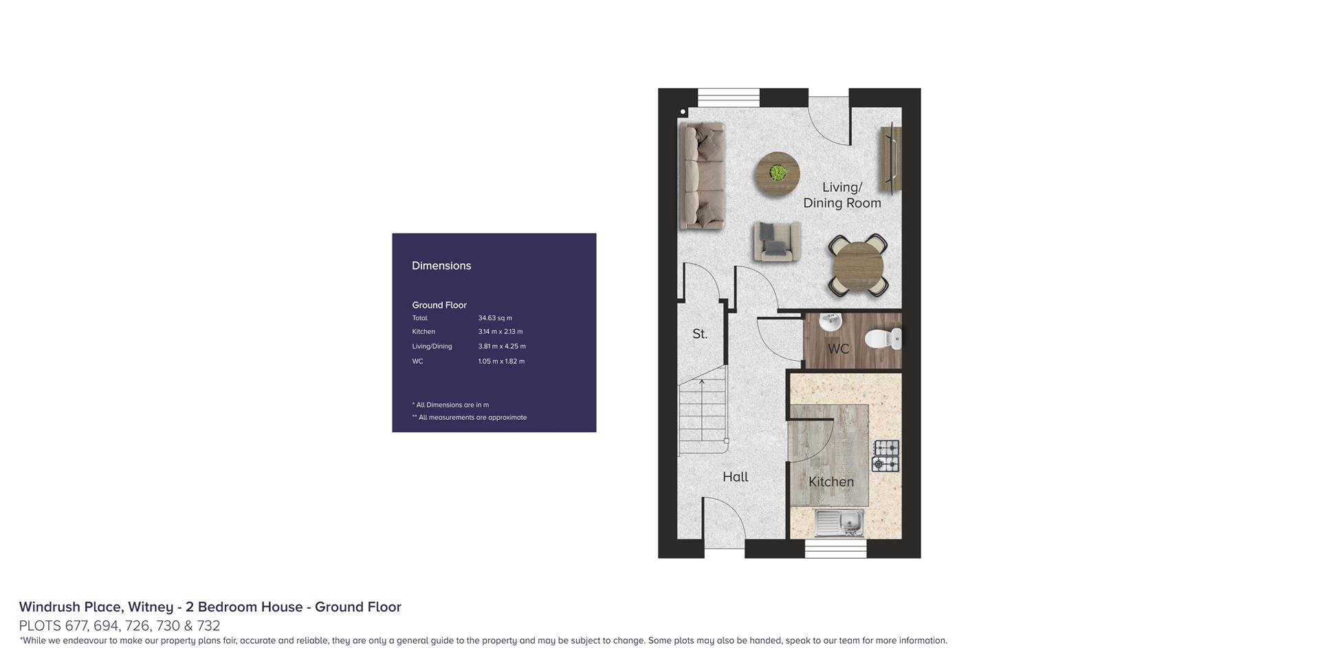 Windrush Place, Witney_Plots 677, 694, 726, 730 &